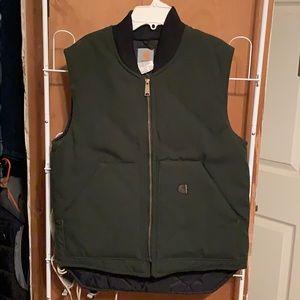 Men's carhartt vest
